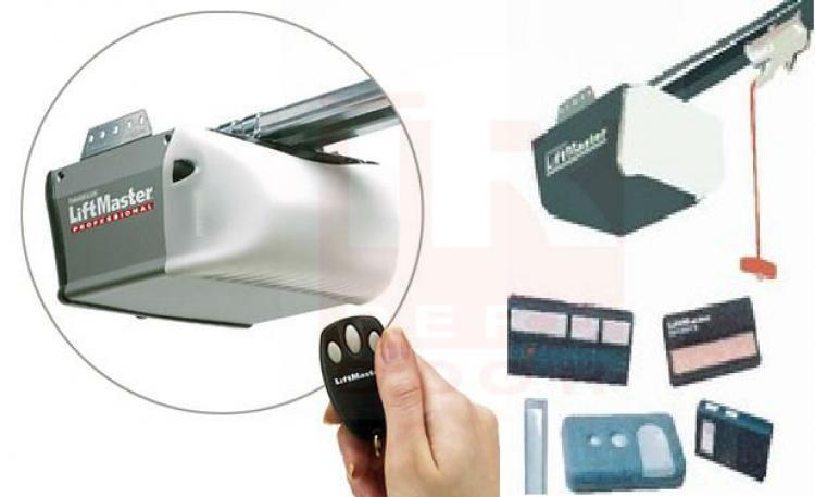 Control remoto para puertas levadizas de garaje peru door for Precio de puertas levadizas en lima peru