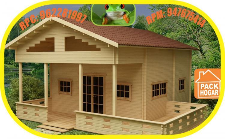 Fotos de drywall madera melamine decoracion casas - Habitaciones prefabricadas precios ...