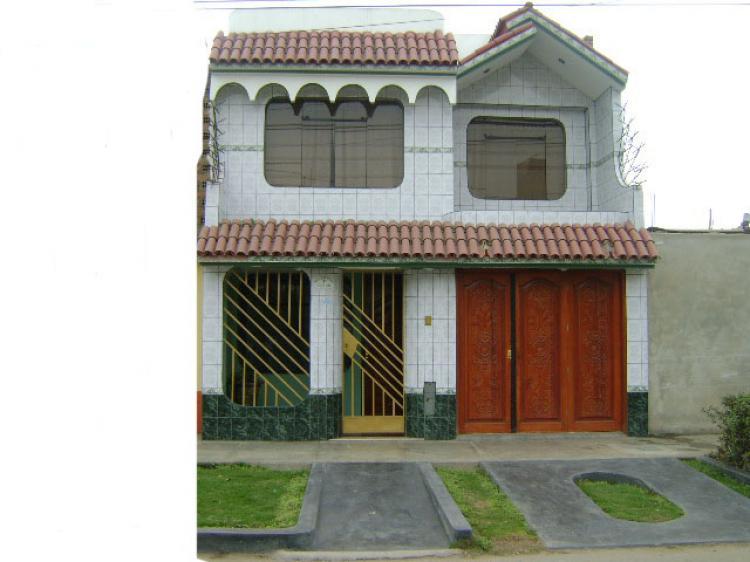 Casa en venta en trujillo cav283 for Fotos de casas modernas en lima peru