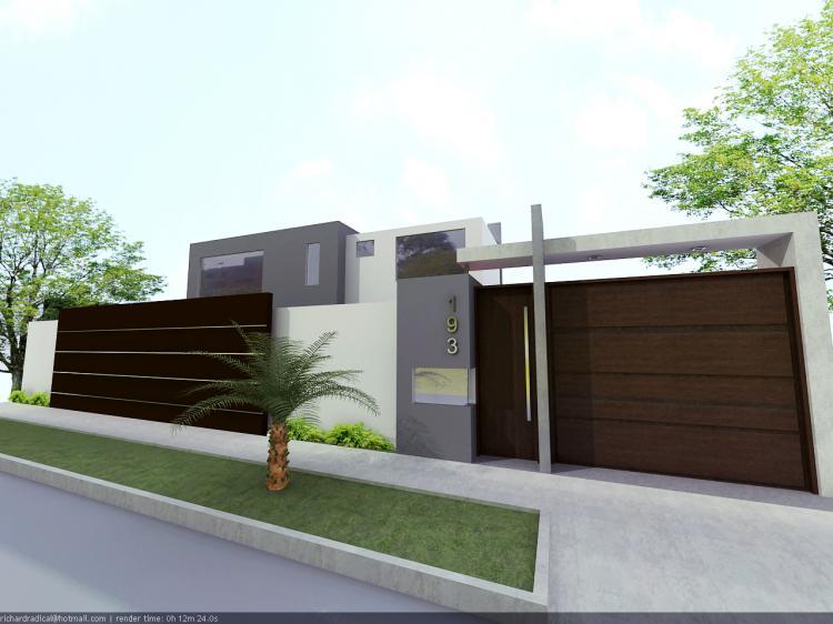 Condominio costa de oro cav7942 for Casas modernas lima