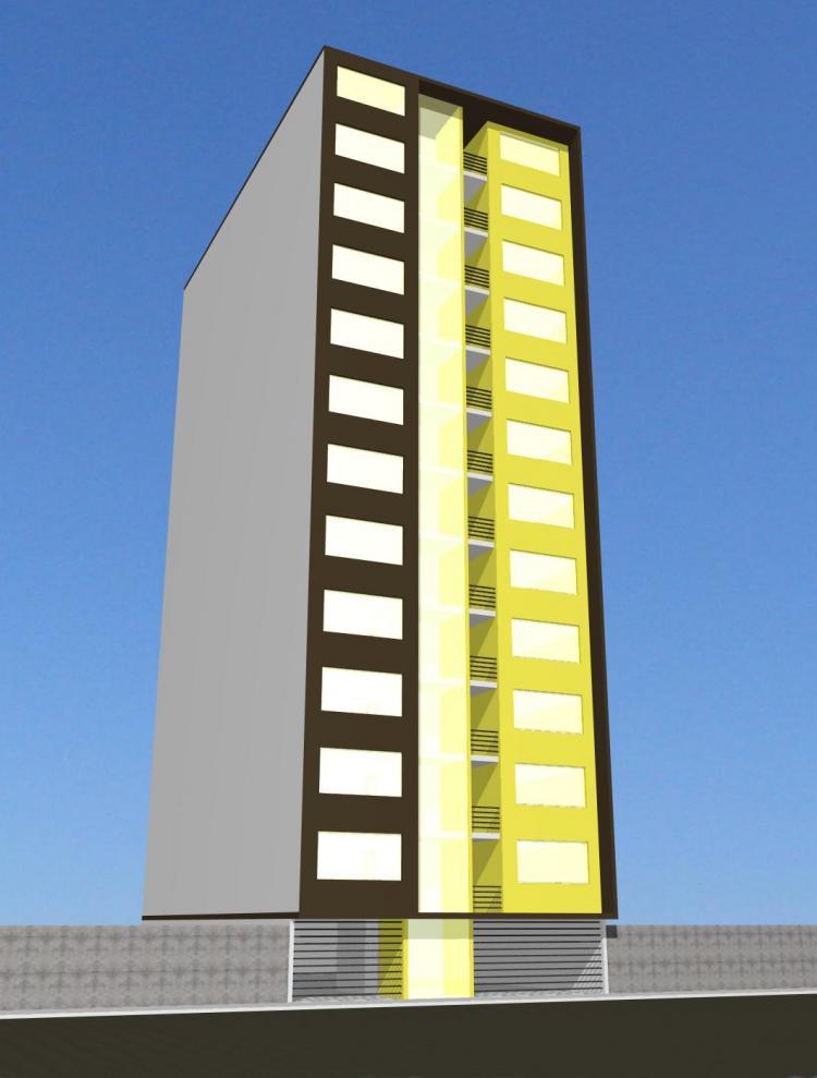 Las torres de san isidro dev7527 for Edificios minimalistas fotos