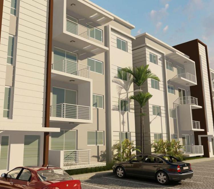 Apartamento renta con piscina los rieles gurabo apa3672 for Apartamentos alquiler con piscina