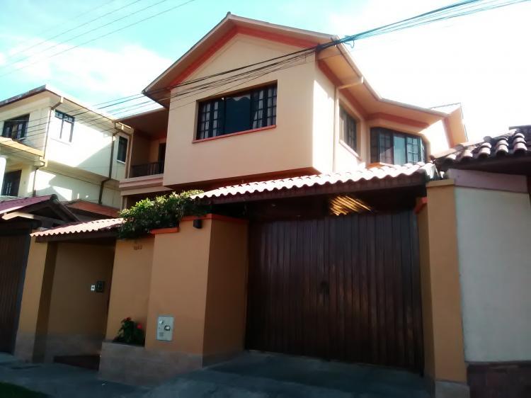 Casas En Cochabamba En Venta
