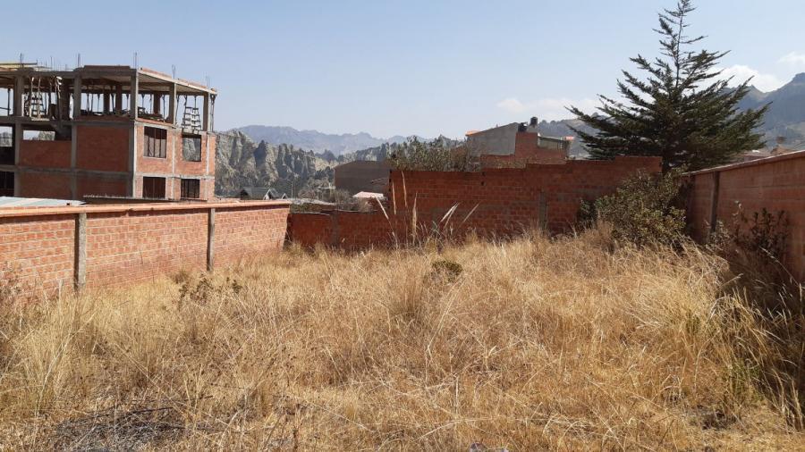 Foto Terreno en Venta en Achumani, La Paz, La Paz - U$D 97.000 - TEV5083 - BienesOnLine
