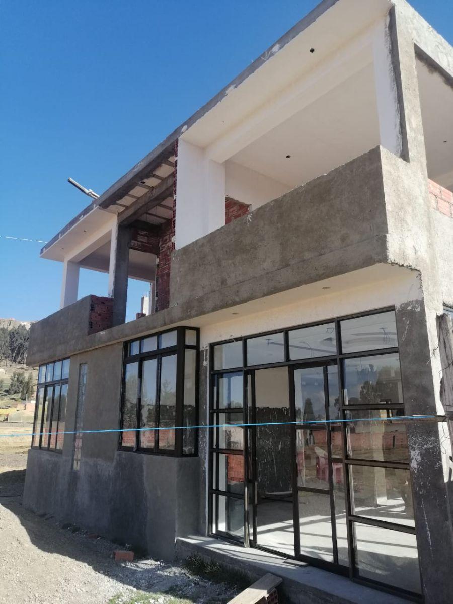 Foto Casa en Venta en Koritambo, Achocalla, La Paz - U$D 180.000 - CAV4934 - BienesOnLine