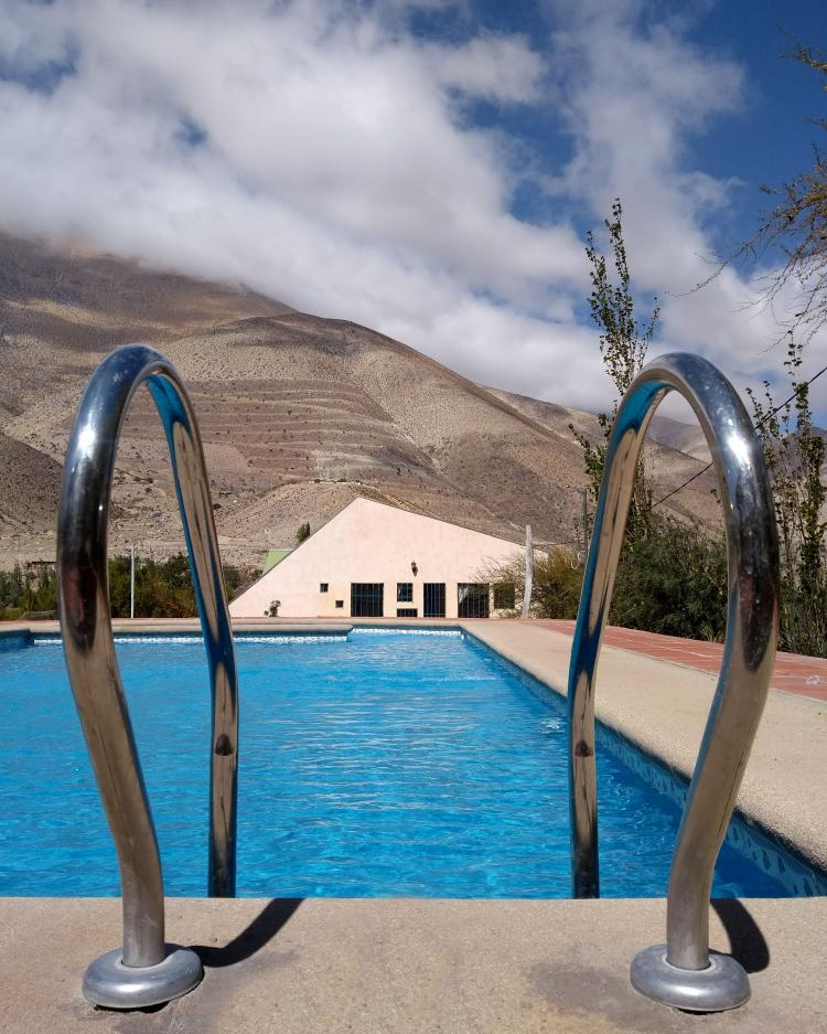 Arriendo casa con piscina en el valle de elqui 6 dormitorios 3 ba os caa31168 - Piscinas en el valle ...