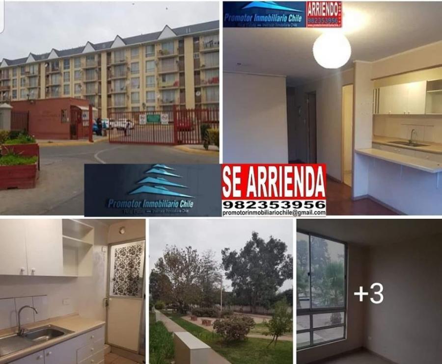 Foto Departamento en Arriendo en AV. MEMBRILLAR, Rancagua, Cachapoal - 55 m2 - $ 280.000 - DEA106522 - BienesOnLine