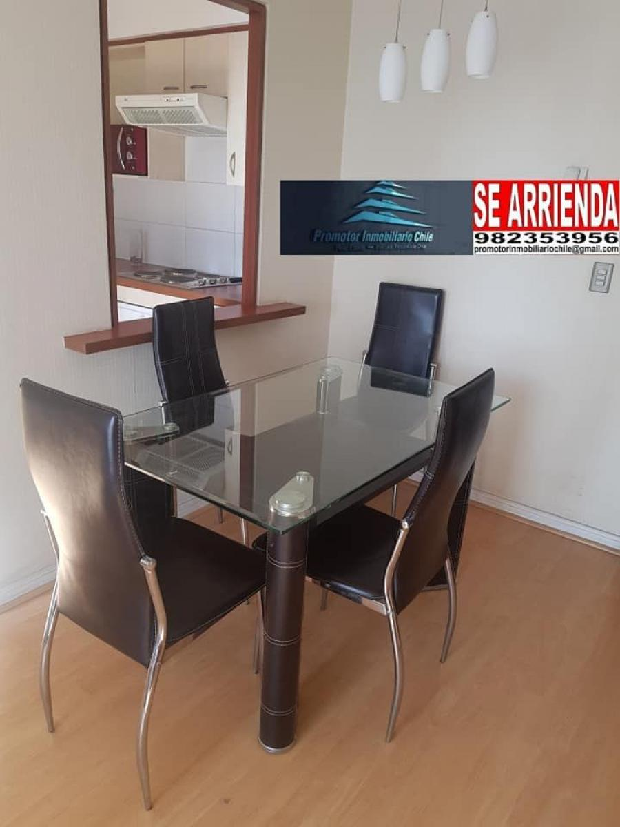 Foto Departamento en Arriendo en CENTRO DE RANCAGUA, Rancagua, Cachapoal - 55 m2 - $ 440.000 - DEA106865 - BienesOnLine
