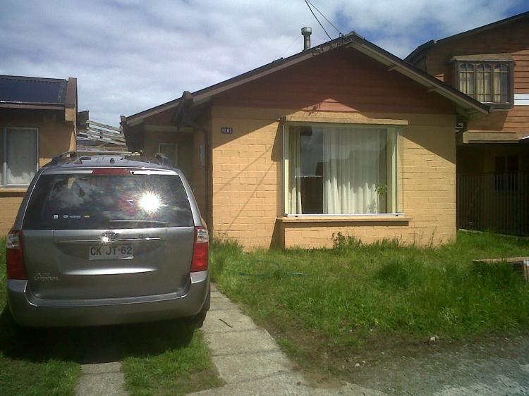 Casa Modelo Amancay, casi nueva; Villa Jardin Austral 2 CAV7341