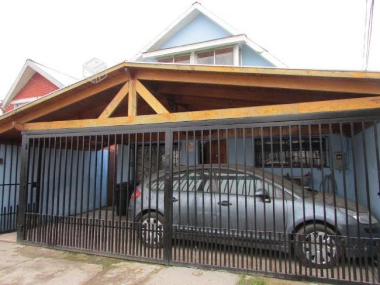 Foto Casa en Venta en Lo Prado, Santiago - $ 85.000.000 - CAV81424 - BienesOnLine