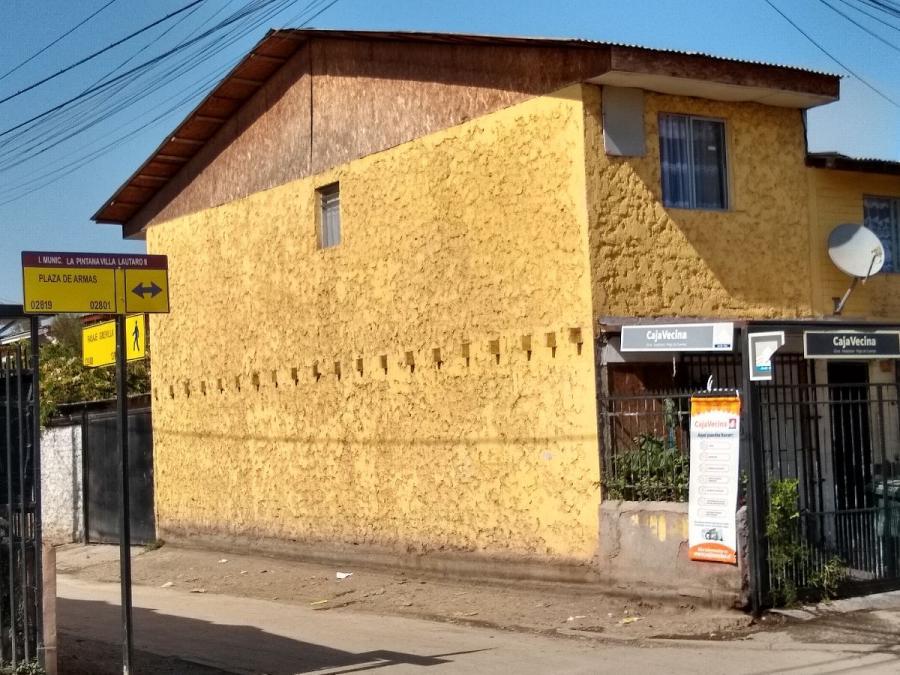 Foto Casa en Venta en Santa Rosa prd. 40, La Pintana, Santiago - $ 57.000.000 - CAV106015 - BienesOnLine