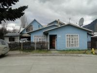 Casa en Venta en POBLACION MANUEL RODRIGUEZ, RIBERA SUR Aisén
