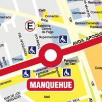 Estacionamiento en Venta en Metro Manquehue Las Condes