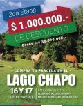 Parcela en Venta en Lago Chapo Puerto Montt