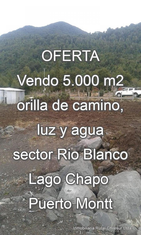 Foto Parcela en Venta en Puerto Montt, Llanquihue - $ 20.000.000 - PAV106527 - BienesOnLine