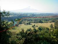 terreno en venta en 12 km de villarica villarrica, cautin