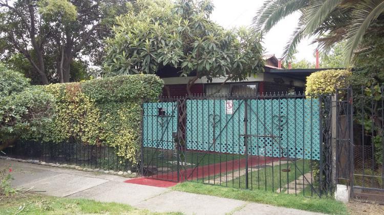 Vendo Casa En La Florida Cercano A Metro Rojas Magallanes Cav45633