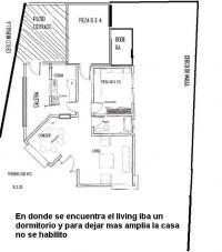 Casa en Venta en SECTOR TROYA NORTE Peralillo