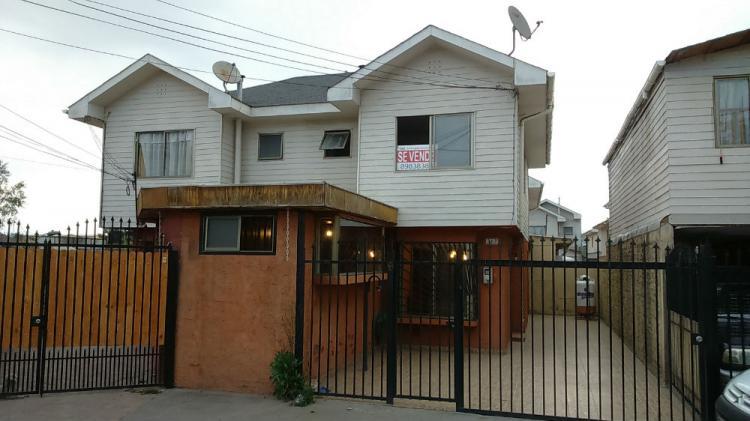 Venta De Hermosa Casa Quilicura Villa Santa Luisa Norte Cav41440