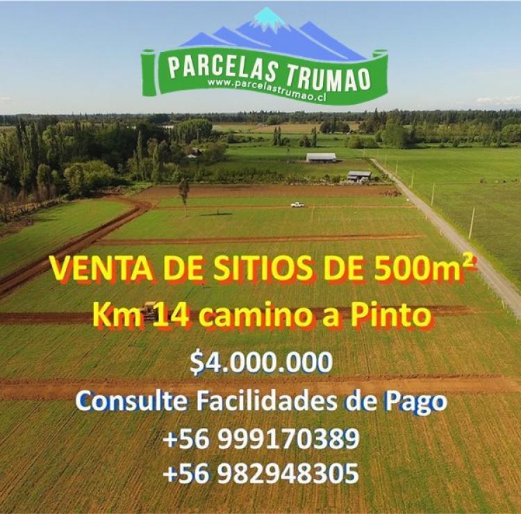 24c122160d7 Foto Venta de Sitios camino a Pinto V64707