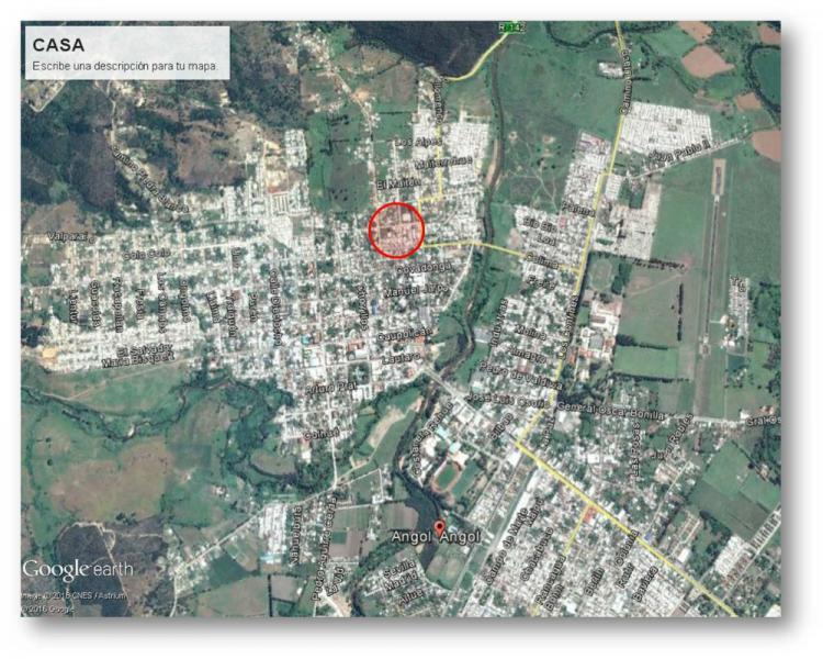 Foto Casa en Venta en RESIDENCIAL, Angol, Malleco - $ 140.000.000 - CAV63623 - BienesOnLine