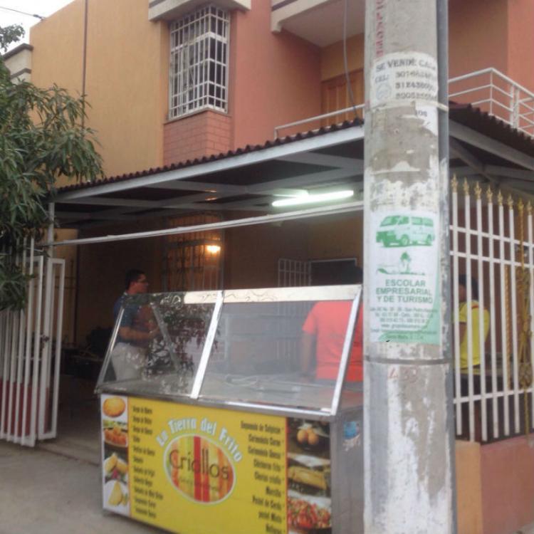 Casa Esquinera En Venta O Arriendo Con Montaje Para Restaurante