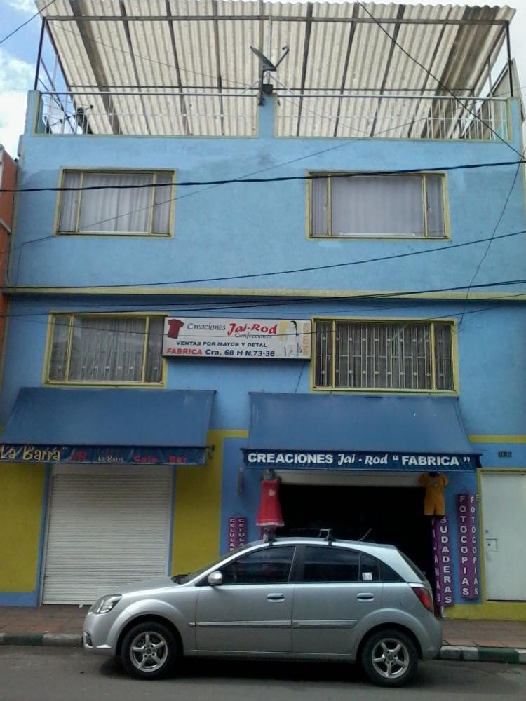 Oportunidad Venta Casa Rentable Con Negocio Las Ferias Bogota