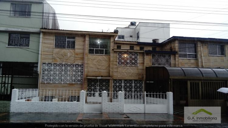 Foto Casa en Arriendo en Alcazares, Chapinero, Bogota D.C - $ 4.000.000 - CAA146983 - BienesOnLine