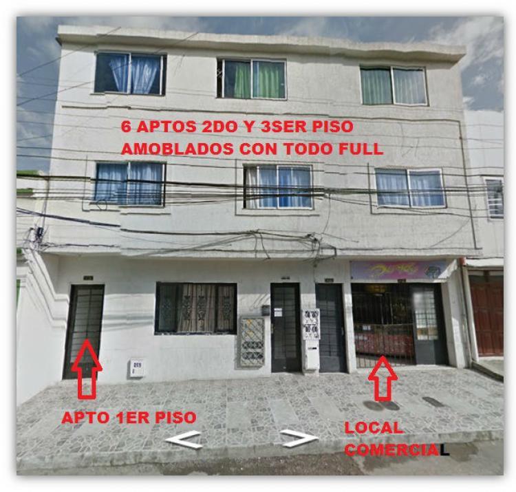Foto Edificio en Venta en pueblo nuevo, Ibagu�, Tolima - 351 m2 - $ 590.000.000 - EDV133074 - BienesOnLine