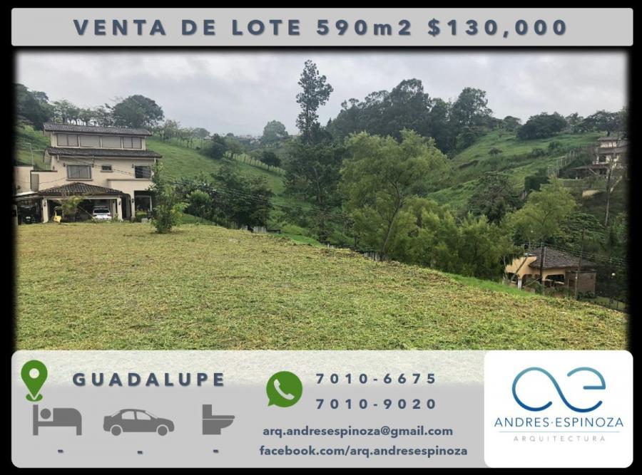 Foto Terreno en Venta en Guadalupe, San Jos� - U$D 130.000 - TEV22256 - BienesOnLine