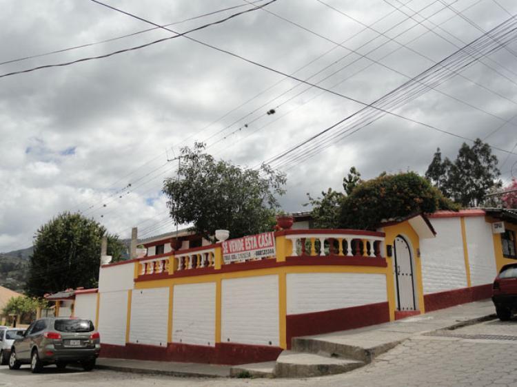 Foto Casa en Venta en Ciudadela 31 de Octubre, Otavalo, Imbabura - U$D 250.000 - CAV10726 - BienesOnLine