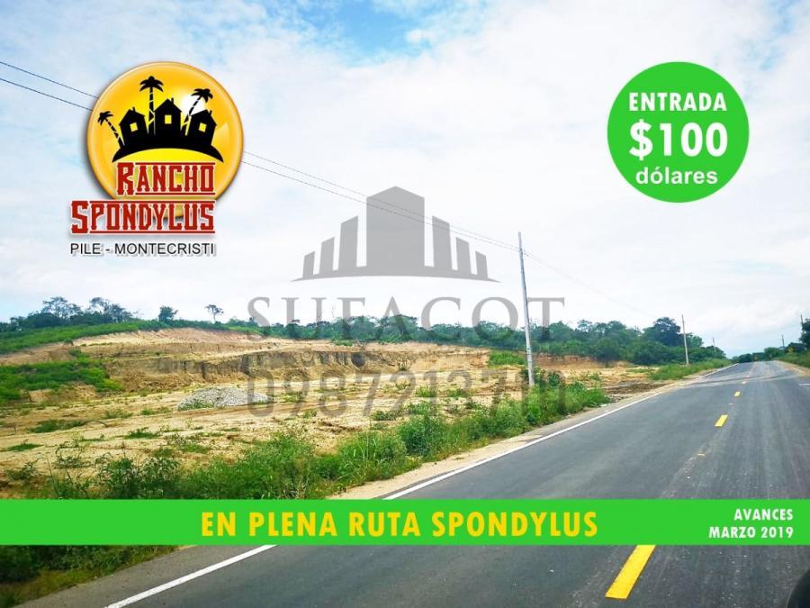 Foto Terreno en Venta en PILE MONTECRISTI, Quito, Pichincha - 170 hectareas - U$D 9.900 - TEV30554 - BienesOnLine