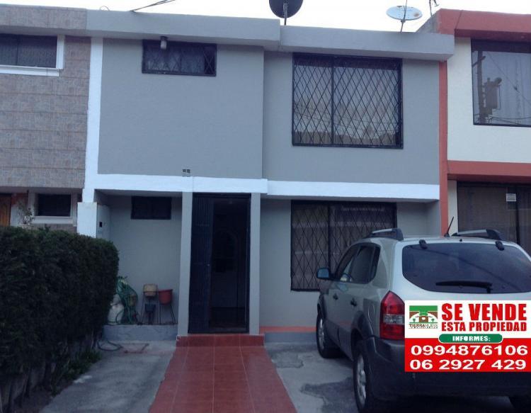 Preciosa casa en conjunto residencial en quito pichincha - Casas en quito ecuador ...