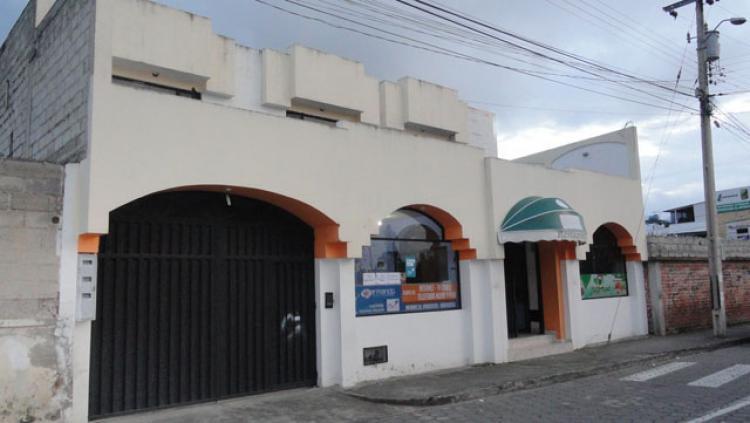 Foto Casa en Venta en Otavalo, Imbabura - 350 m2 - U$D 300.000 - CAV15883 - BienesOnLine