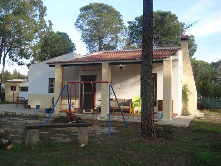 Vendo finca de casa bonita urbanizable zona precoto do ana 15 minutos la playa - Alquiler casa mazagon ...