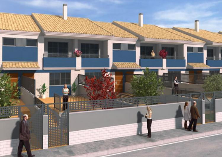 Duplex en venta en pilar de la horadada 4 habitaciones 243000 duv2558 - Casas en pilar dela horadada ...