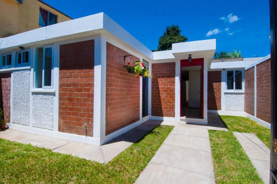 Foto Casa de un nivel en venta, en Villas de San Jos�, sobre el boulevard Tulam Zu, v�as acceso CAV2631