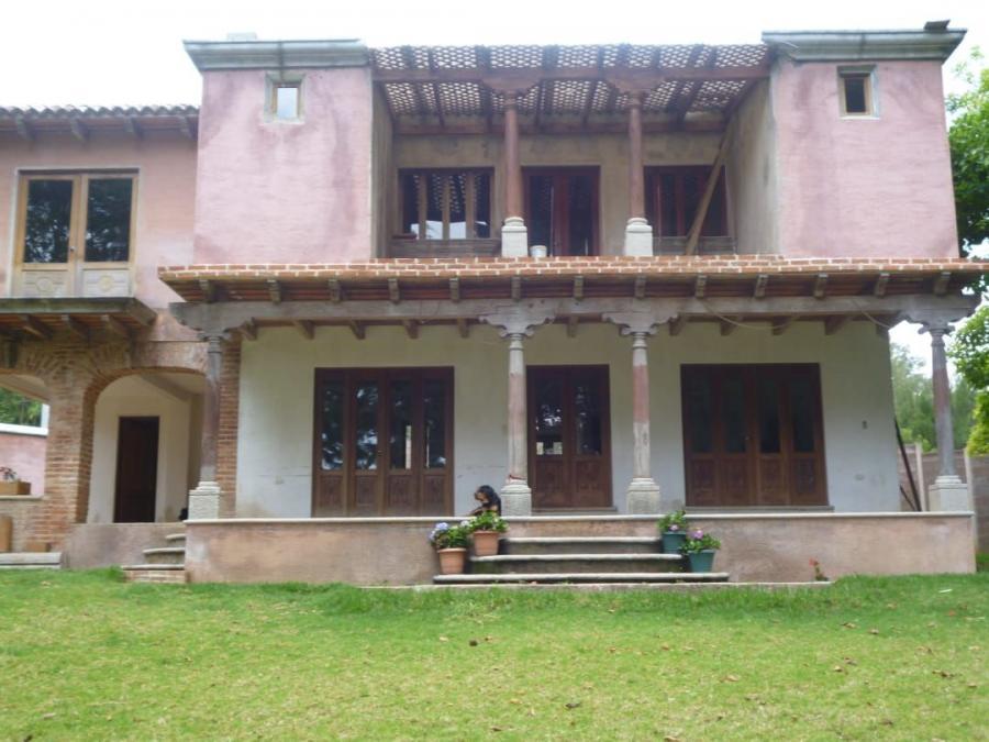 Casa en Renta en San Lucas Sacatepéquez