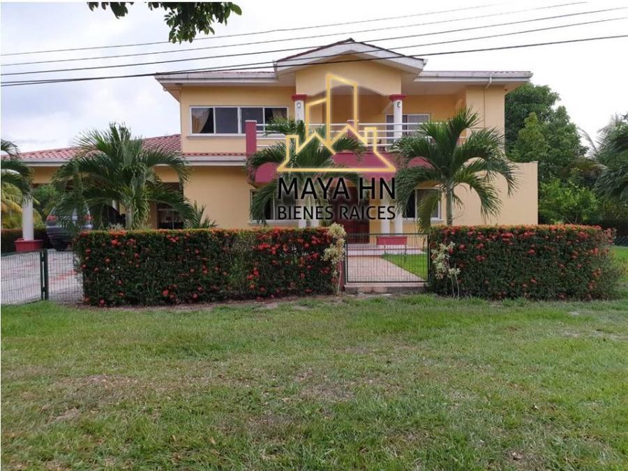 Foto Casa en Venta en Tela, Atl�ntida - U$D 395.000 - CAV787 - BienesOnLine