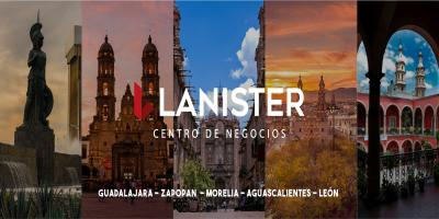 LANISTER CENTRO DE NEGOCIOS SA DE CV