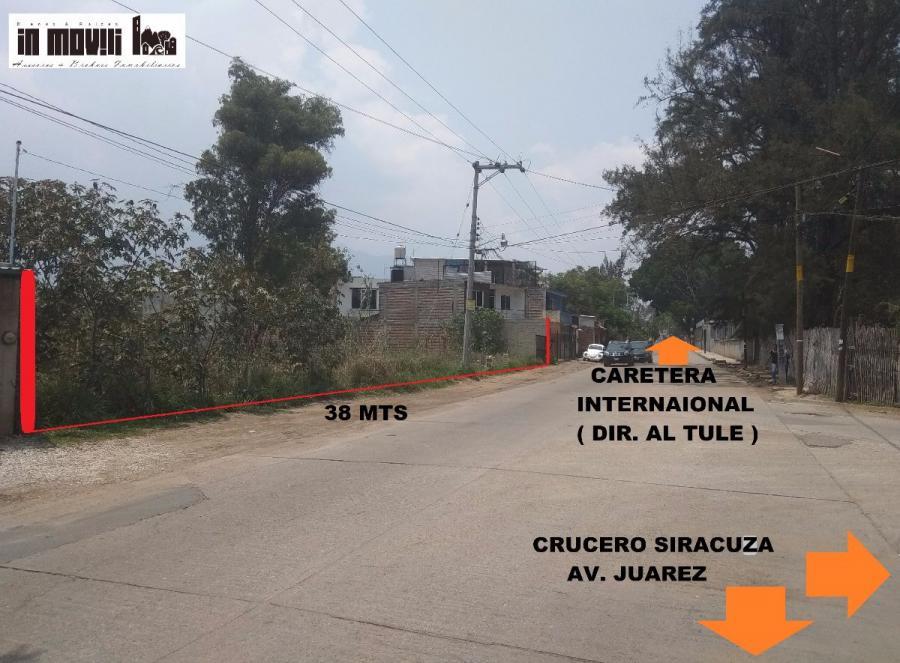 Foto Terreno en Venta en Santa Luc�a del Camino, Oaxaca - $ 9.950.000 - TEV281567 - BienesOnLine