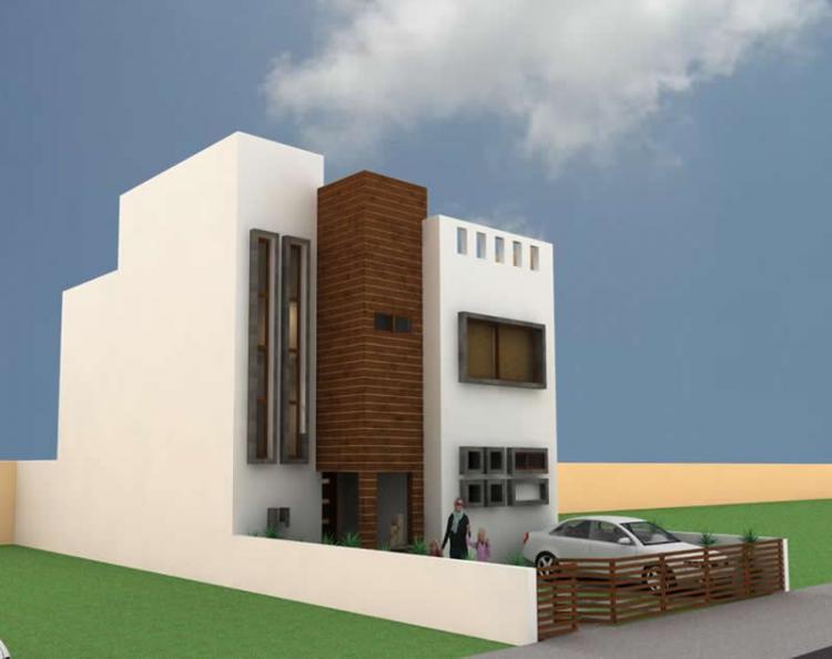 Preciosas casas con dise o minimalista cav37351 for Diseno de casas online