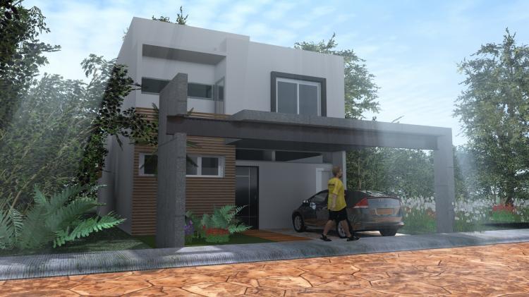 Casa Nueva Con Alberca Balcones Y Terraza En Residencial