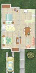 Casa en Renta en El Vergel Campeche