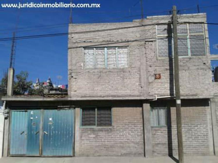 Se Vende Casa En Valle De Chalco Con Excelente Ubicacion Cav67053