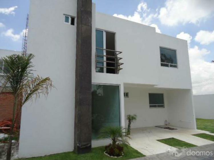Casas nuevas en venta puebla cholula fraccionamiento nuevo for Casa minimalista fraccionamiento