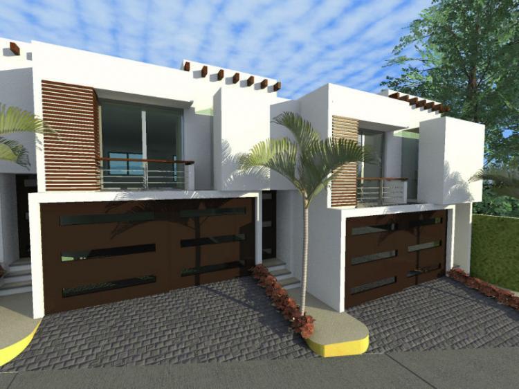 Casas en morelos desde 550 cav67242 for Departamentos minimalistas fachadas