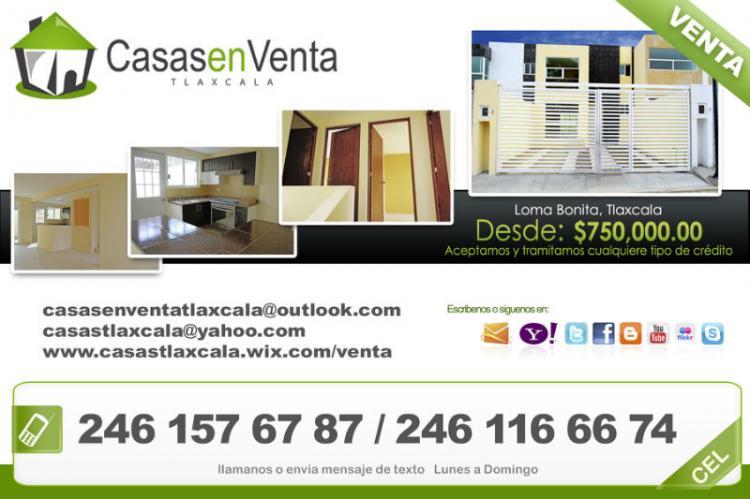 Casa nueva loma bonita tlaxcala 750 000 cav67374 - Milanuncios de casas ...