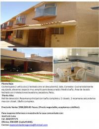 Casa en Venta en San Miguelito San Luis Potosí