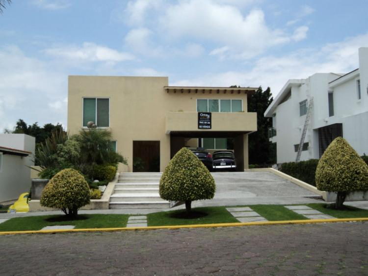 Club de golf el cristo atlixco puebla hermosa casa for Casas estilo mexicano contemporaneo fotos